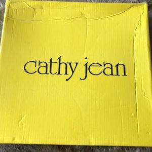 Cathy Jean wedge